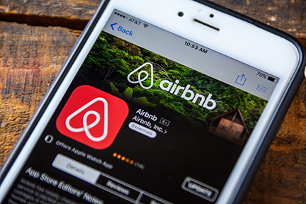 airbnb, hidden cameras, listening devices, bug sweeps